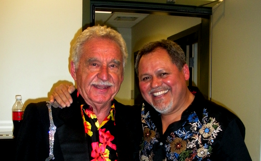 With Doc Severinsen